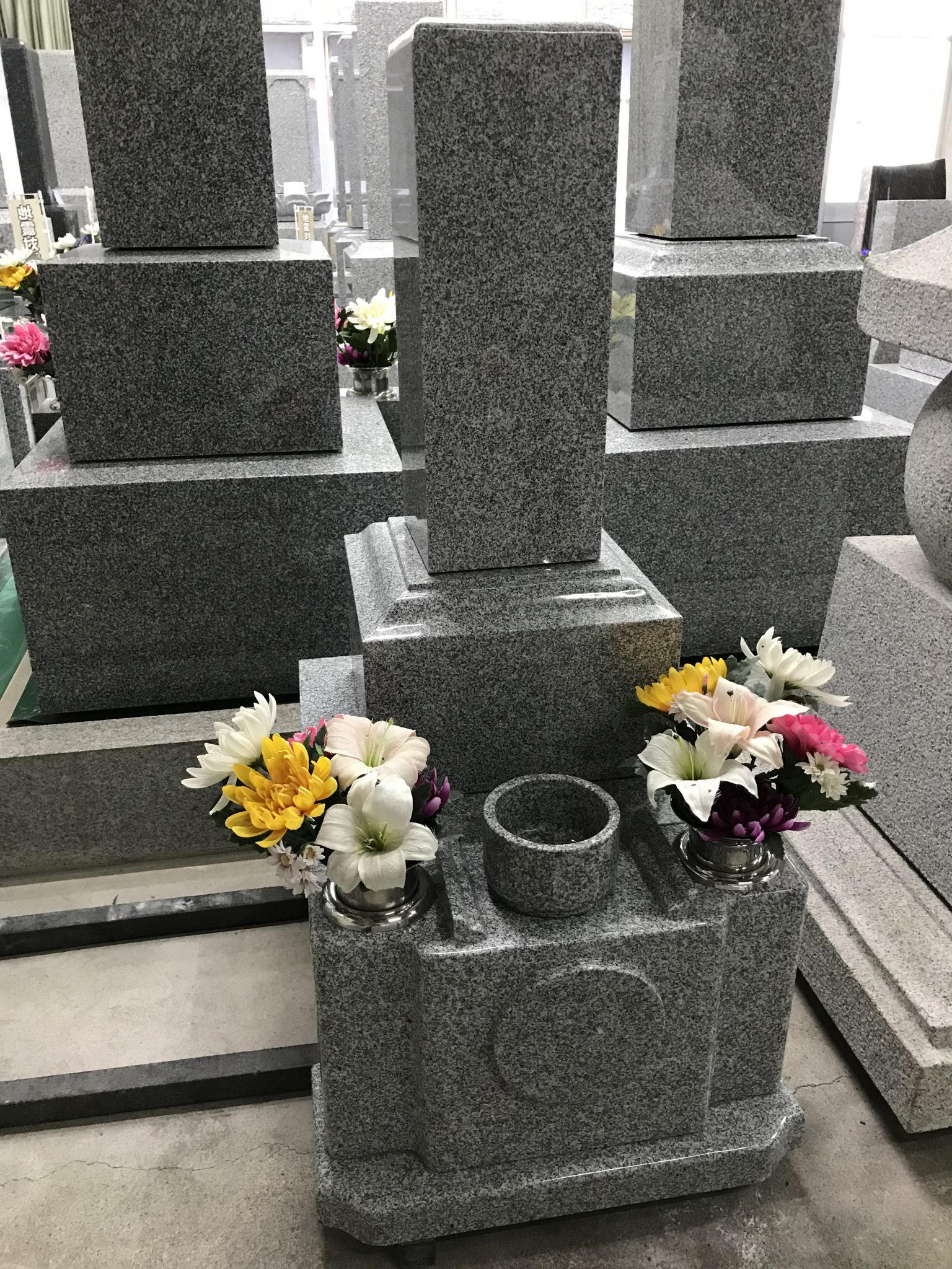 6寸型 紀山石 福島県産出