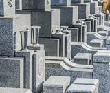 3. 墓石の加工